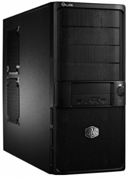 Cooler Master PC skříň Elite 335U černá (bez zdroje)