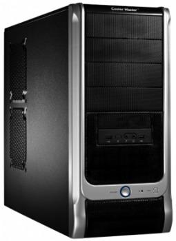 Cooler Master PC skříň Elite 330U černá (zdroj 500W)