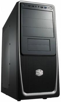 Cooler Master PC skříň Elite 311 Basic stříbrná (bez zdroje)