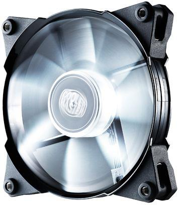 Cooler Master ventilátor JetFlo 120, bílý