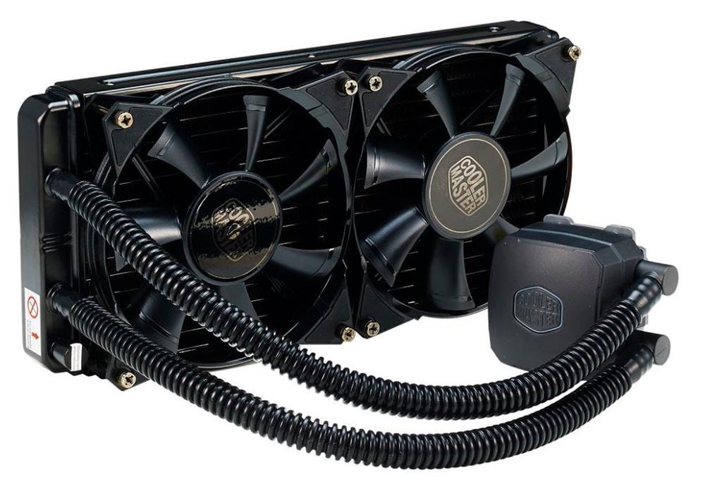 Cooler Master vodní chlazení Nepton 280L