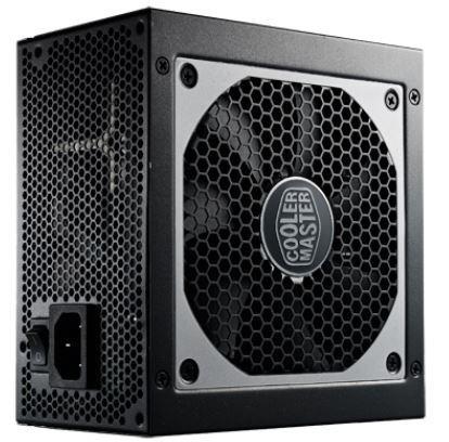 Cooler Master zdroj ATX V450S 450W, modulární, aktivní PFC, 12 cm ventilátor