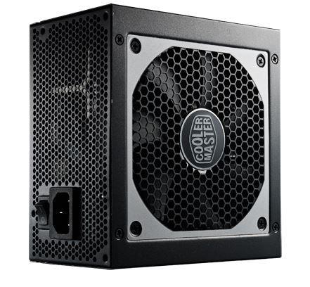 Cooler Master zdroj ATX V550S 550W, modulární, aktivní PFC, 12 cm ventilátor