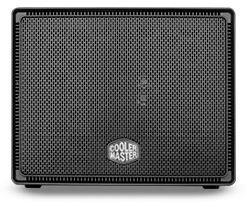 Cooler Master PC skříň Elite 110 Mini ITX, černá (bez zdroje)