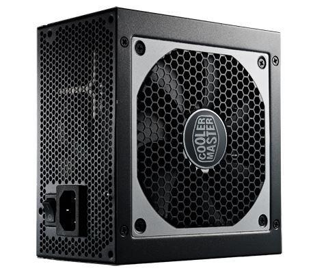Cooler Master zdroj ATX V750 750W, modulární, aktivní PFC, 12 cm ventilátor