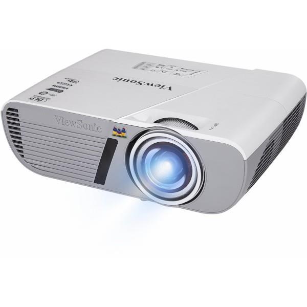 Projektor ViewSonic PJD5553Lws (DLP, WXGA, 3000 ANSI, 20000:1, HDMI, 3D Ready)