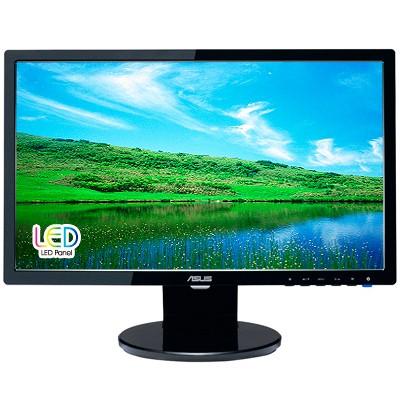 Asus LCD-LED VE198S 19'' wide WXGA+, 5 ms, DC 10 mil:1, 170/160, repro, č.