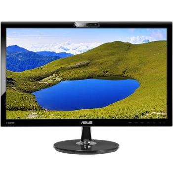 Asus LCD-LED VK228H 21.5'' wide FHD, 5ms, 80mil:1, repro, DVI, HDMI, webcam, č.
