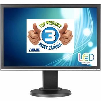 Asus LCD-LED VW22ATL 22'' wide WSXGA+, 5ms, DC50mil:1, repro, DVI, HAS, pivot,č.