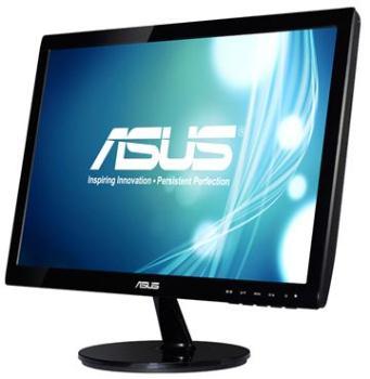 Asus LCD-LED VS197DE 18.5'' wide HD, 5ms, DC 50mil:1, 200 cd/m2, 90/50, č.