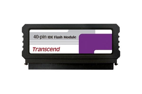 Transcend 128MB IDE FLASH MODULE (40Pin Vertical) se SMI kontrolérem