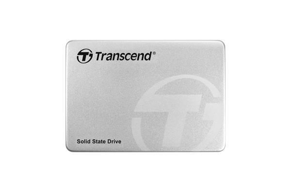 Transcend SSD SSD370 512GB SATA3 2,5'' 7mm čtení:zápis(550/460MB/s) kryt: hliník