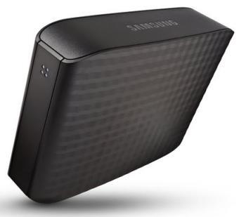 Samsung externí HDD D3 Station 3.5'' 2TB, USB 3.0, černý