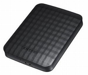 Samsung externí HDD M3 Portable 2.5'' 2TB, USB3, černý