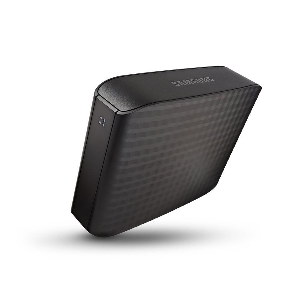 Samsung externí HDD D3 Station 3.5'' 4TB, USB 3.0, černý