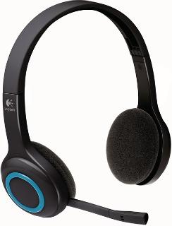 Logitech H600 Bezdrátová sluchátka s mikrofonem