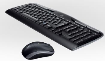 Logitech MK330 bezdrátové Combo, Desktop, US layout