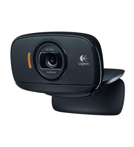 Webová kamera Logitech HD Webam C525, NO LANG