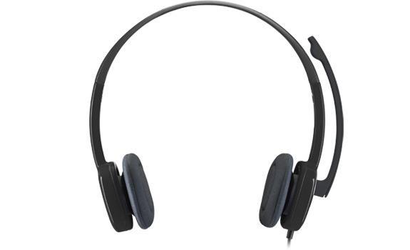 Logitech H151 sluchátka