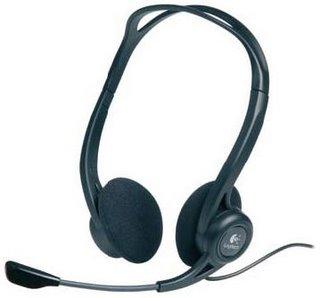Sluchátka PC 960 Stereo Headset USB, stereo sluchátka s mikrofonem, USB