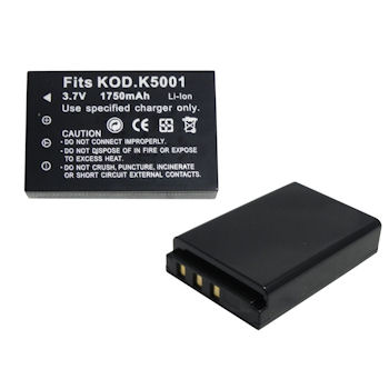 Qoltec Baterie K5001, KODAK
