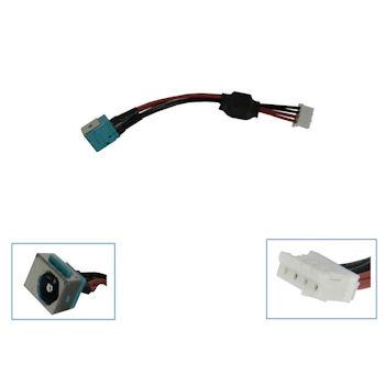 Qoltec DC konektor + kabel pro ACER ASPIRE