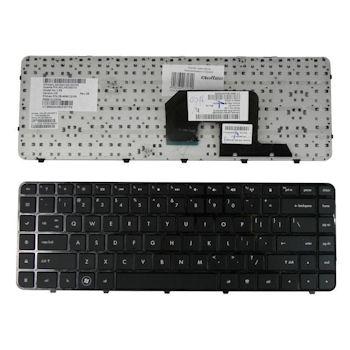 Qoltec Klávesnice pro notebook HP Pavilion DV6-3000 Black
