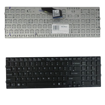 Qoltec Klávesnice pro notebook SONY VPC-F219FC BLACK