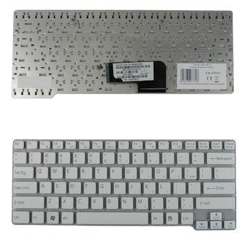 Qoltec Klávesnice pro notebook Sony VGN-CW WHITE