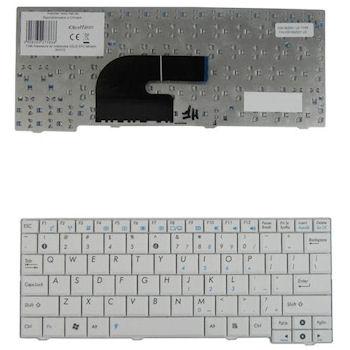 Qoltec Klávesnice pro notebook Asus EPC MK90H WHITE