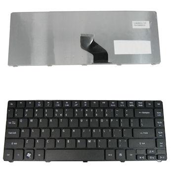 Qoltec Klávesnice pro notebook Acer Aspire 4741G