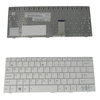 Qoltec Klávesnice pro notebook Asus EPC Shell