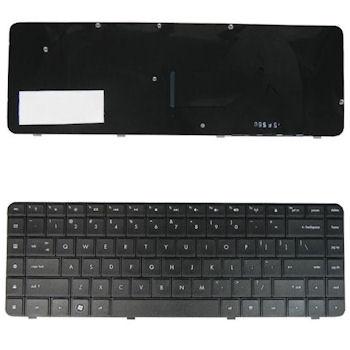 Qoltec Klávesnice pro notebook HP CQ62 CQ56 BLACK