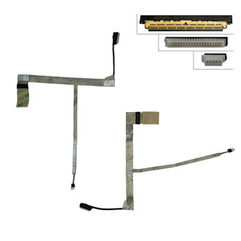 Qoltec LCD kabel pro ACER Aspire 5536 5738 5738G 5738Z 5738ZG