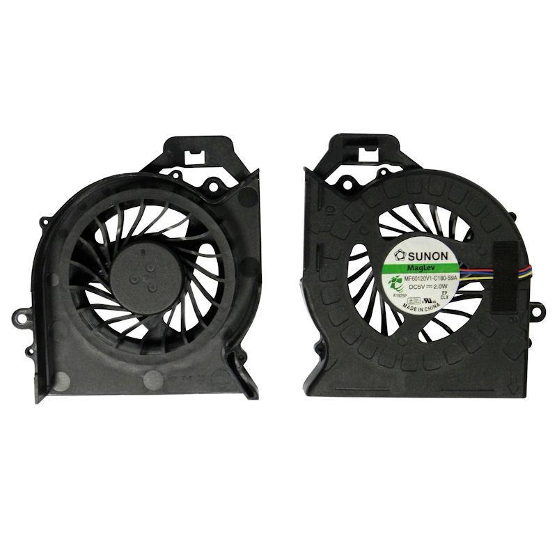 Qoltec Ventilátor pro HP/Compaq DV6-6000
