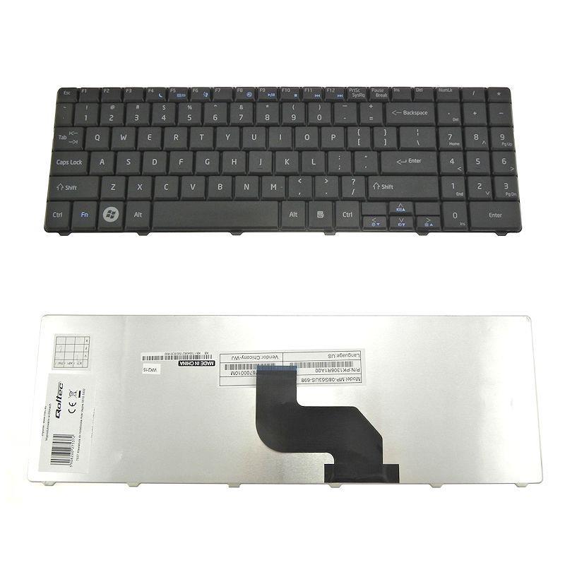 Qoltec Klávesnice pro notebook Acer Aspire 5516 5332