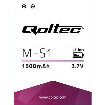 Qoltec Baterie pro BlackBerry M-S1 BOLD 9000, 1200mAh