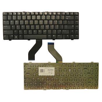 Qoltec Klávesnice pro notebook HP DV6000 BLACK