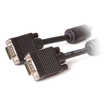 Digitalbox BASIC.LNK kabel VGA 3m měděný, 2*feritový, trojitě stíněný