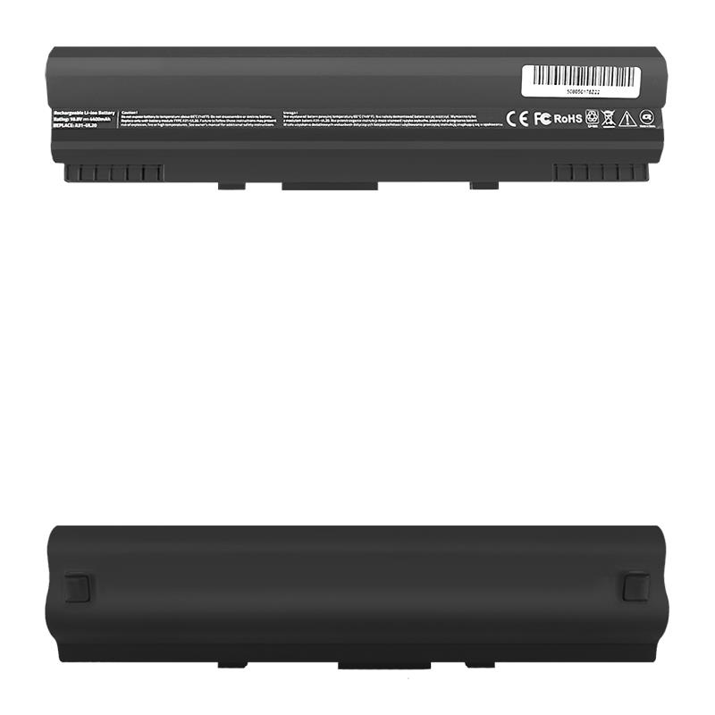 Qoltec Long Life Notebook Battery - Asus EEE PC 1201N | 4400mAh | 10.8V
