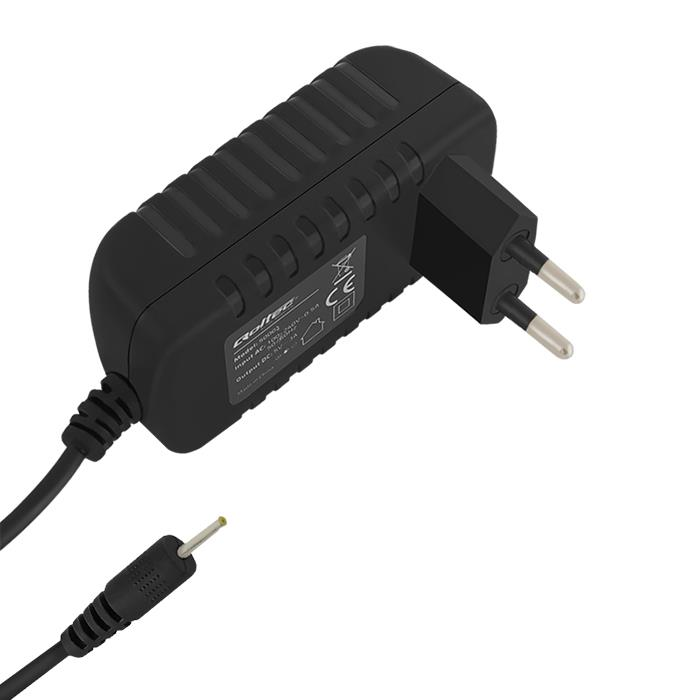 Qoltec AC adapter for Smartphone / Tablet | 15W | 5V | 3A | 2.5*0.7