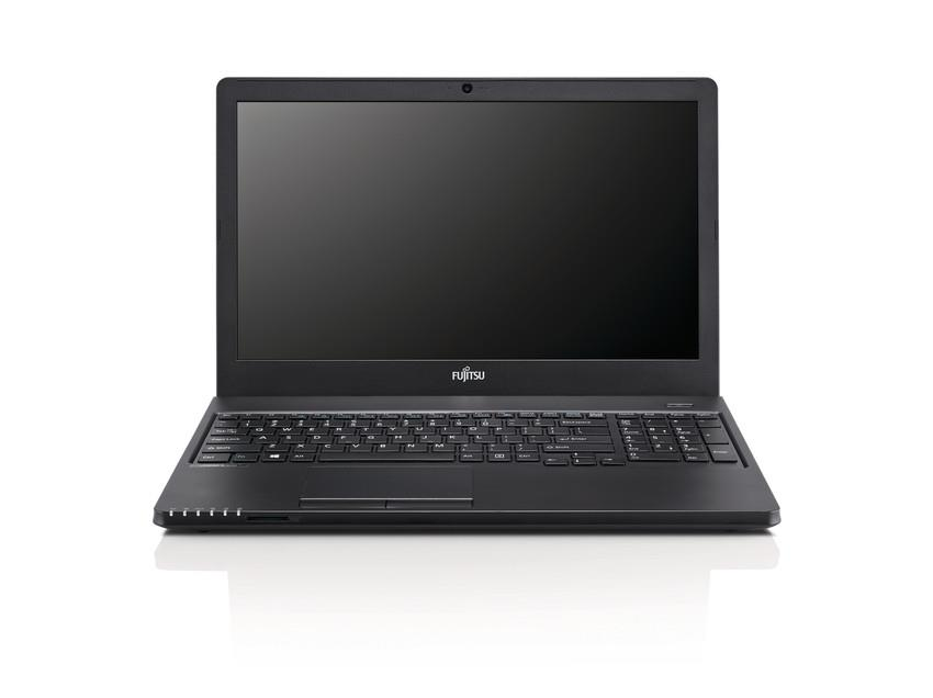 Fujitsu NB LB A556 GFX 15.6 FHD i5-6200U 8GB 256SSD DVD R7M360 W7P+W10P