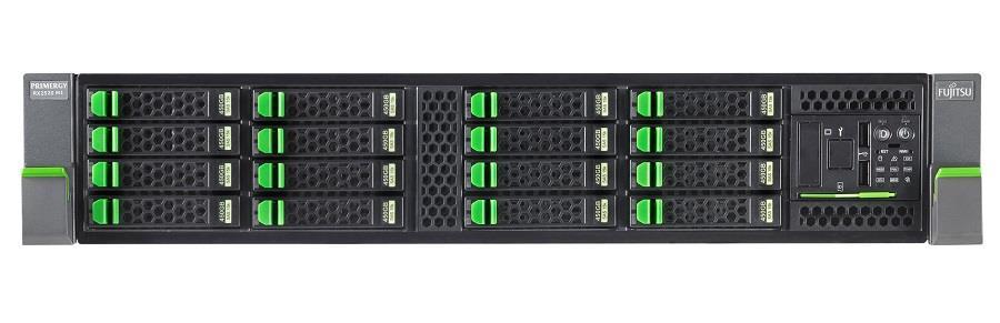 Primergy RX2520 M1 E5-2420v2(6C/2.2/15/HT) 8GB 8x2.5 SATA/SAS RAID5/6 DVDRW 450W