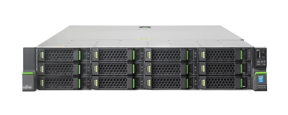 Primergy RX2520 M1 E5-2420v2(6C/2.2G/15M/HT) 8GB 12x3.5 SATA/SAS RAID5/6 450W