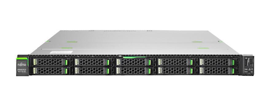Primergy RX2530 M1 E5-2609V3(6C/1.9G/15M) 8GB 4x2.5 R5/6 DVDRW 4xLAN 1x450W