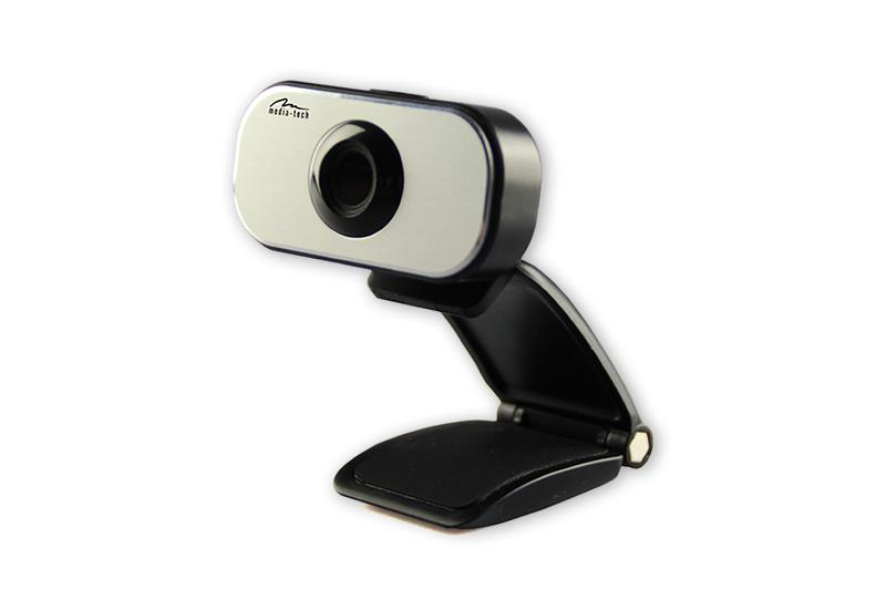 Media-Tech COMQ 2.0, webová kamera 1600x1200 dpi, s mikrofonem