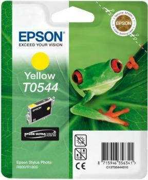 Inkoust Epson T0544 yellow | Stylus Photo R800/1800
