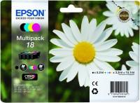Bundle Epson T1806 CMYK MultiPack   XP- 102/202/205/302/305/402/405/405WH