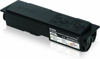 Toner Epson black|standard capacity|return|3000str|AcuLaser MX20/M2400/M2300