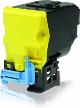 Toner Epson AcuBrite yellow   6000str   AcuLaser C3900DN